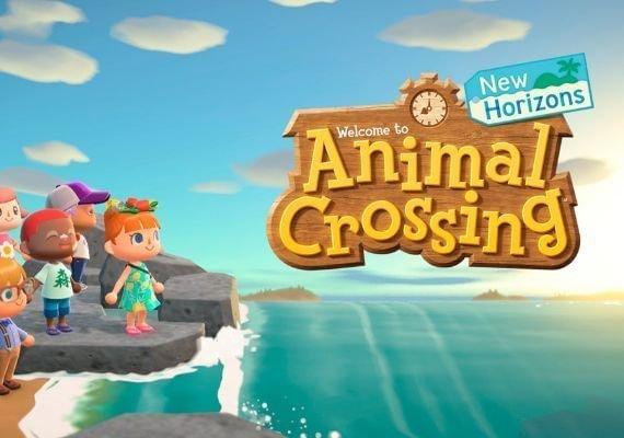 Animal Crossing New Horizons EU Pre Order Key Gamivo