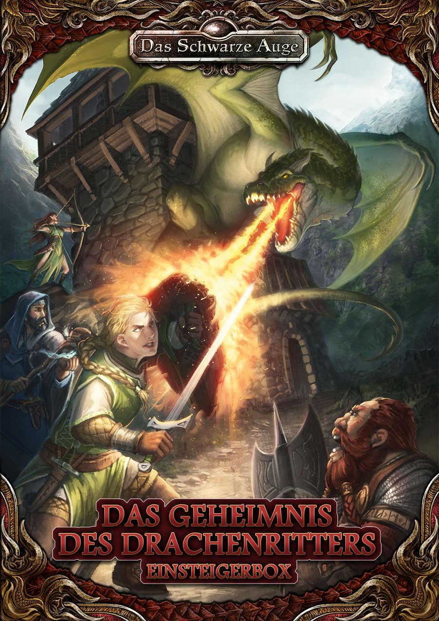 DSA5 - Das Geheimnis des Drachenritters (PDF) kostenlos
