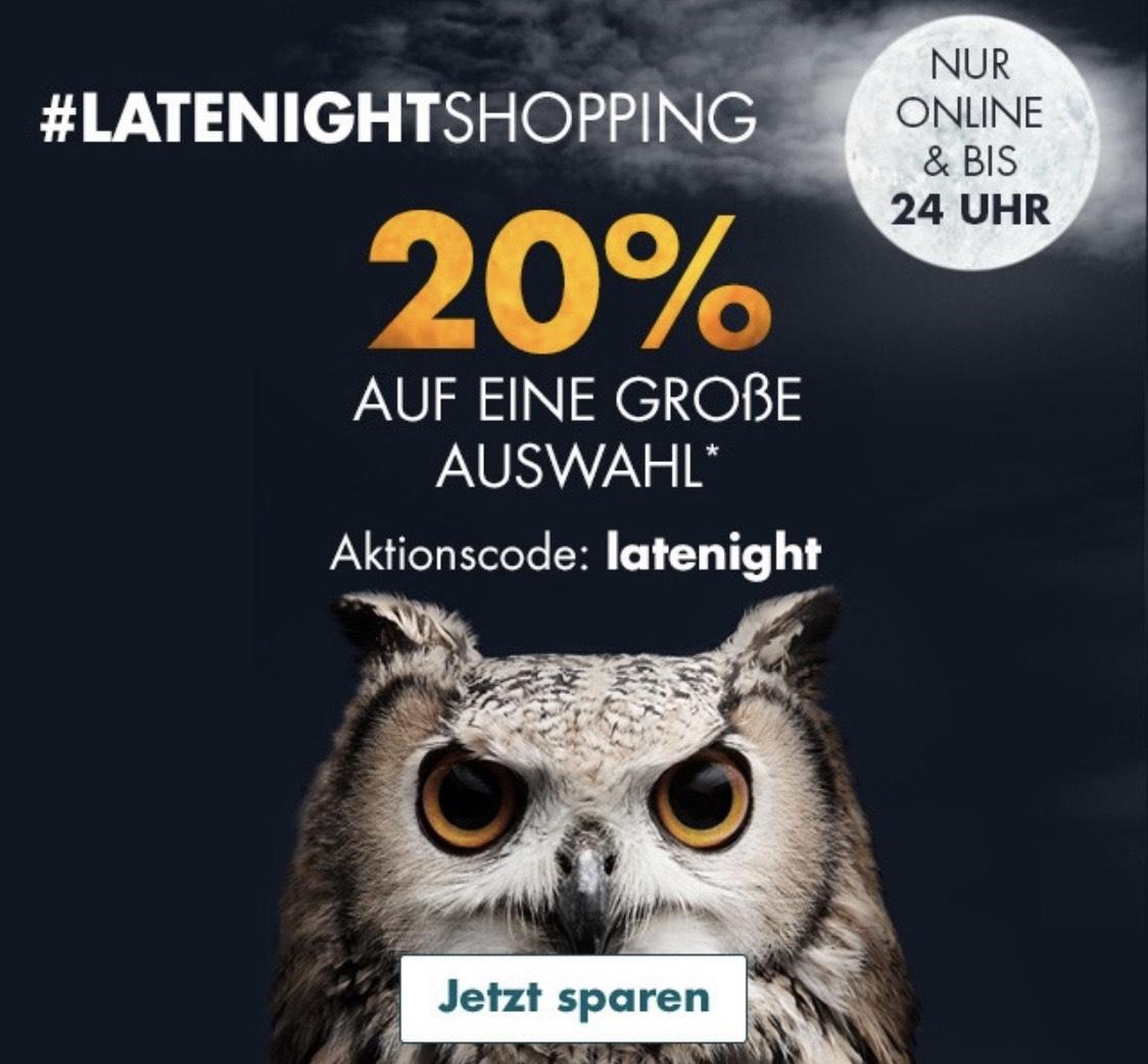 Galeria Kaufhof 20% auf eine große Auswahl