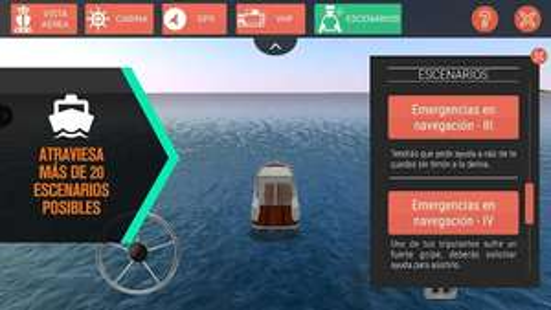 [Google Playstore] VHF Trainer / UKW Funk Trainings-Software für Schiffs- und Seefahrt (Engllisch/Spanisch)