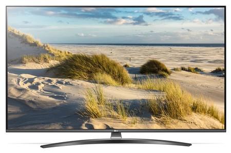 [Expert] LG 55UM76107LB Fernseher 4K Ultra HD TV, Smart TV, 4K, HDR 10 Pro, USB-Aufnahme, Sprachsteuerung, Google Assist., Alexa, Bestpreis