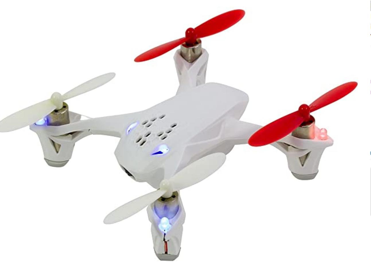 Hubsan 15030400 - Quadrocopter, Drohne Hubsan X4 FPV