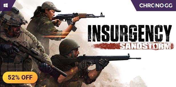 Insurgency: Sandstorm (Steam key)