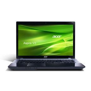 """17 """" Notebook mit i5, GT650M, 4GB RAM - Acer V3-771G (53214G50Maii) Linux"""