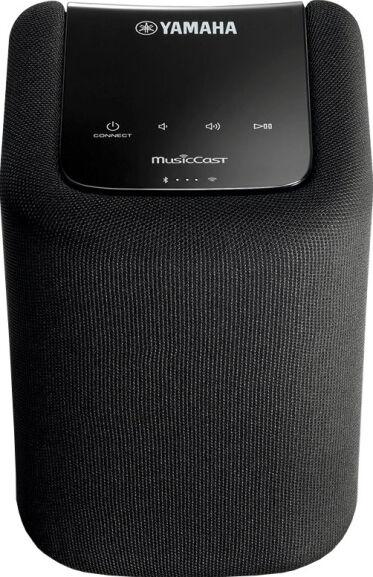 [V&V Amazon] Streaming-Lautsprecher Yamaha MusicCast WX-010 (25W, 1.7kg, Stereo Pairing)