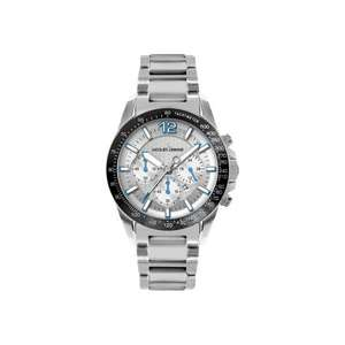Jacques Lemans Herren-Armbanduhr XL Liverpool Sky Chronograph Quarz Edelstahl -70%
