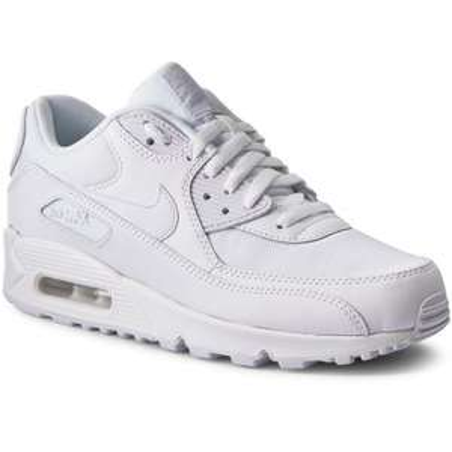 Nike Air Max 90 Essential all white - Größen: 42,5 | 43 | 44 | 44,5 | 45 | 45,5 | 46 | 47