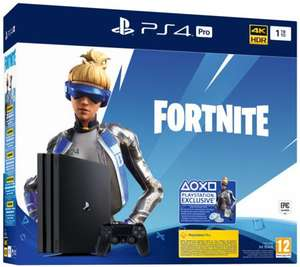 Playstation 4 Pro 1TB Fortnite Neo Versa Bundle