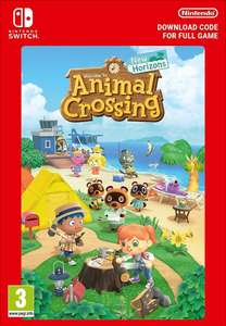 Animal Crossing: New Horizons (Nintendo Switch) eShop Key EUROPE