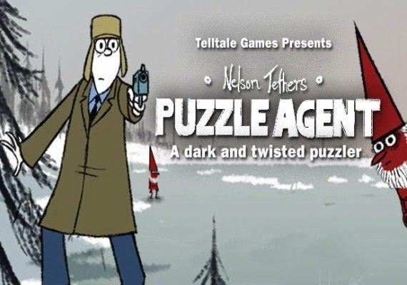 Puzzle Agent (Steam-Key, Englisch, Metascore 70)