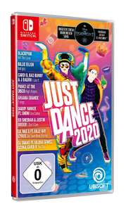 Amazon: Just Dance 2020 - [Nintendo Switch]
