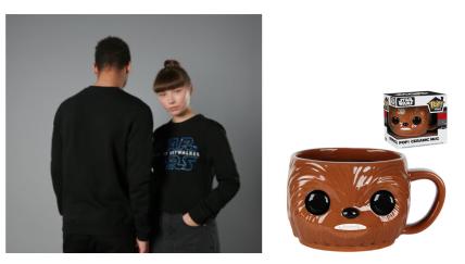 The Rise of Skywalker Pullover + Star Wars Chewbacca Pop! Home Tasse für 16,48€ (Zavvi)
