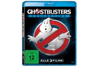 Ghostbusters 1-3 (Blu-ray)