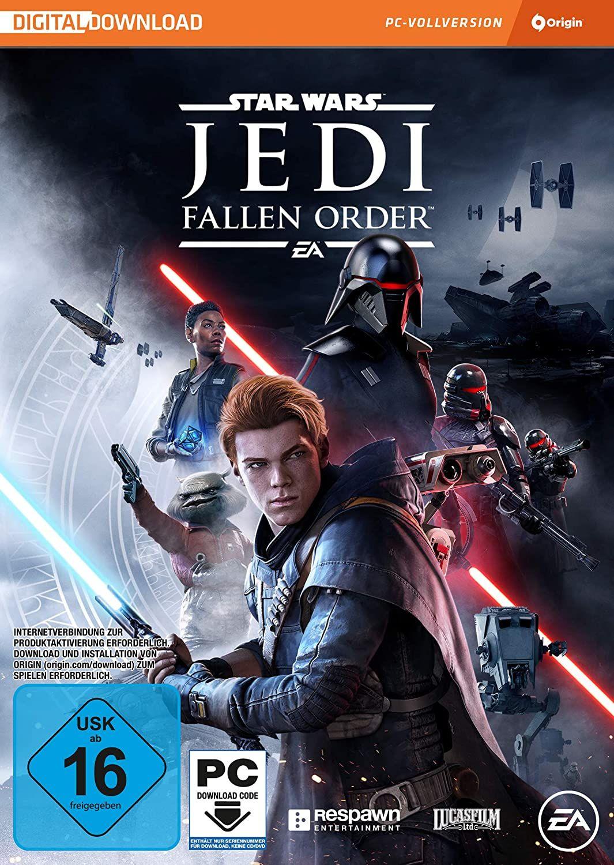 [Amazon & MM] Star Wars Jedi: Fallen Order - PC Box