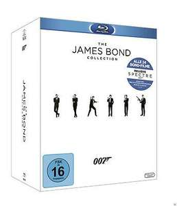 The James Bond Collection [Blu-ray] [Ebay Saturn]