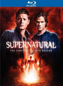 Supernatural Staffel 5 Blu Ray (+Bonus DVD) 23,97 € @ Amazon