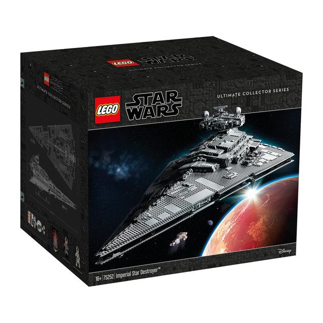 Lego Star Wars UCS Imperialer Sternzerstörer (75252) für 565,85 Euro (El Corte Inglés)