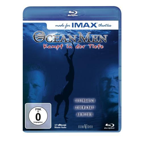 Ocean Men - Kampf in der Tiefe IMAX [Blu-ray] für 6,97€ inkl. Versand @ Amazon