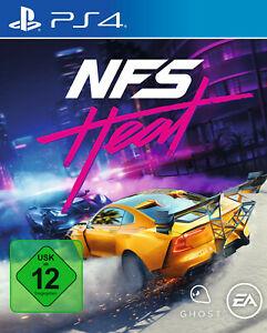 Need for Speed: Heat (PS4) für 31,99€ (Ebay)
