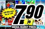 (Lokal in Bremen) Mediamarkt hat für 100 Blu-rays den Preis gesenkt.