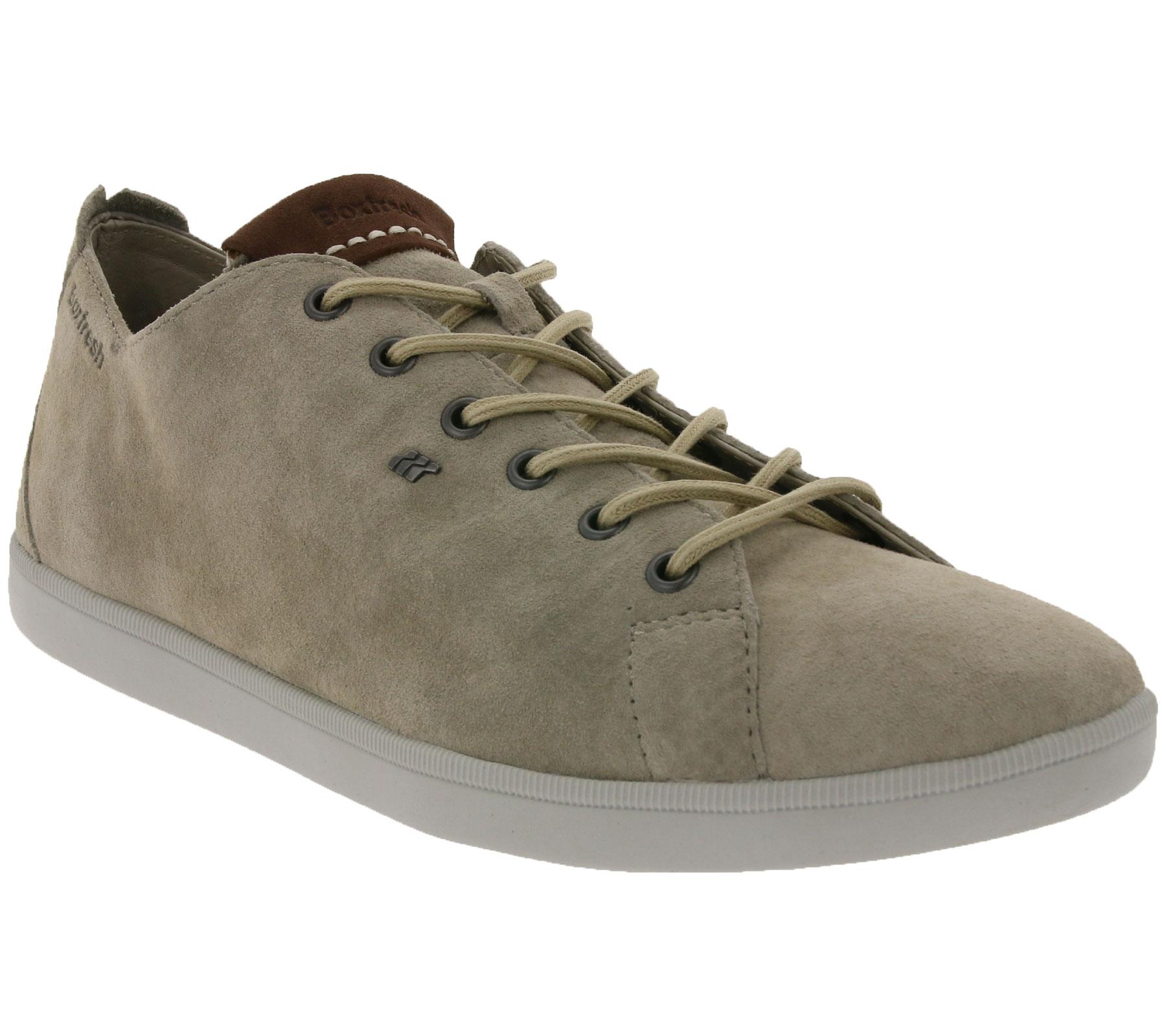 Großer Boxfresh Sneaker Sale z.B. Echtleder Sneaker Lanpar + Gratis Jogginghose & Lieferung!