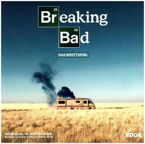 Breaking Bad, Das Brettspiel - Asmodee EDGD0002