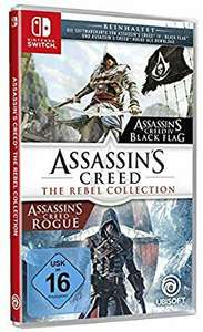 Assassins Creed Rebel Collection Nintendo Switch