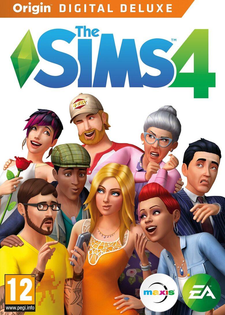 [Origin] Die Sims 4 Digital Deluxe Edition (PC/Mac)