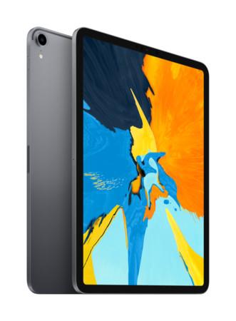 Apple iPad Pro 2018 11-Inch 64 GB Wi-Fi spacegrau & silber