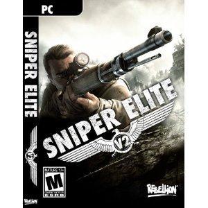[Steam] Sniper Elite V2 Uncut @ amazon.com für 9,47 €