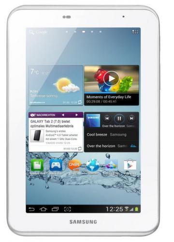 Samsung Galaxy Tab 2 7.0 8GB Wifi bei Amazon für 149 €