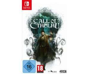 Call of Cthulhu (Switch) [Saturn & Mediamarkt]