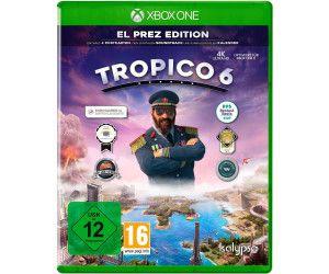 Tropico 6El Prez Edition (Xbox One & PS4) [Mediamarkt & Saturn & Amazon]
