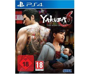 Yakuza 6: The Song of Life(PS4) [Mediamarkt & Saturn]