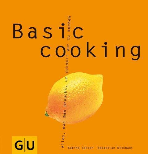 """Basic cooking"" von Sebastian Dickhaut gratis für den Kindle!"