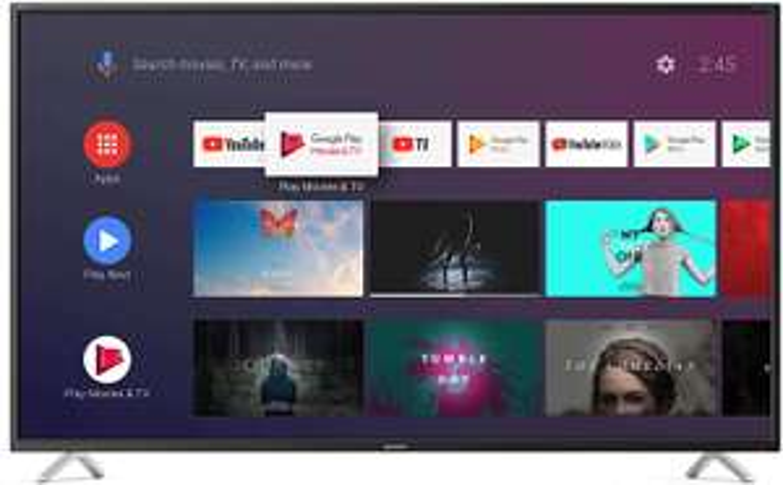 [Amazon] Sharp Fernseher 55BL2EA, Android TV, 4K Ultra HD LED, Google Assistant, Amazon Video, Harman/Kardon Soundsystem