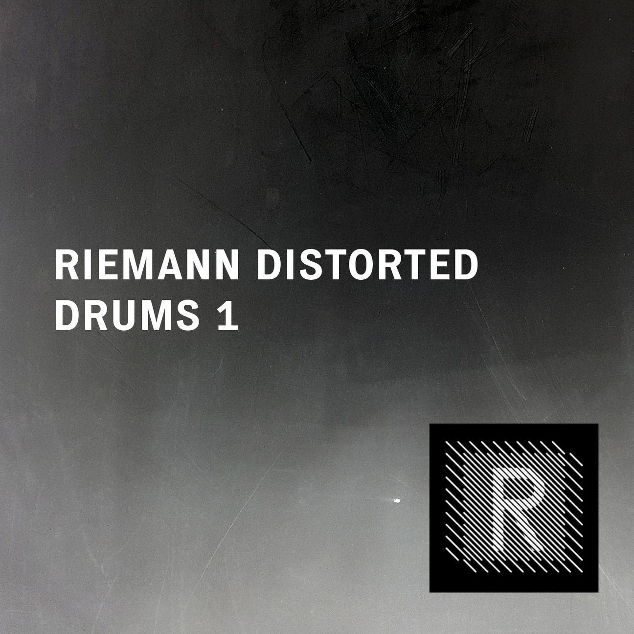 Riemann Distorted Drums 1 Samplepack kostenlos
