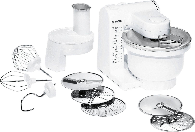 Küchenmaschine Bosch MUM 4428 bei real. Stationär und Online.