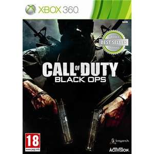 XBox 360 - Call of Duty Black Ops (Classics) für €17,08 [@Shopto.net]