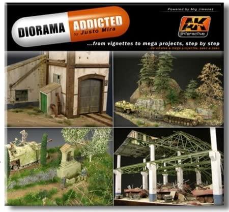 AK Interactive Diorama Addicted E-Book englisch