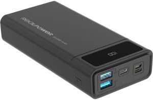 RealPower PB-20K PD Powerbank 20000 mAh für 20€ versandkostenfrei (Media Markt)