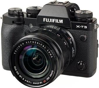 Fujifilm X-T3 + XF 18-55 OIS