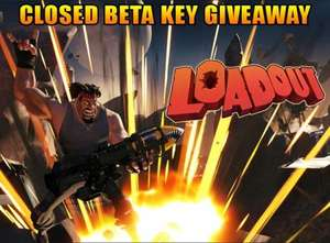 Loadout Closed beta keys