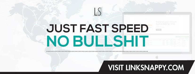 LinkSnappy - 30% Rabatt auf alle Paketpreise. Für Neu- und Bestandskunden inkl. RapidGator / Uploaded.to (75 Hoster)
