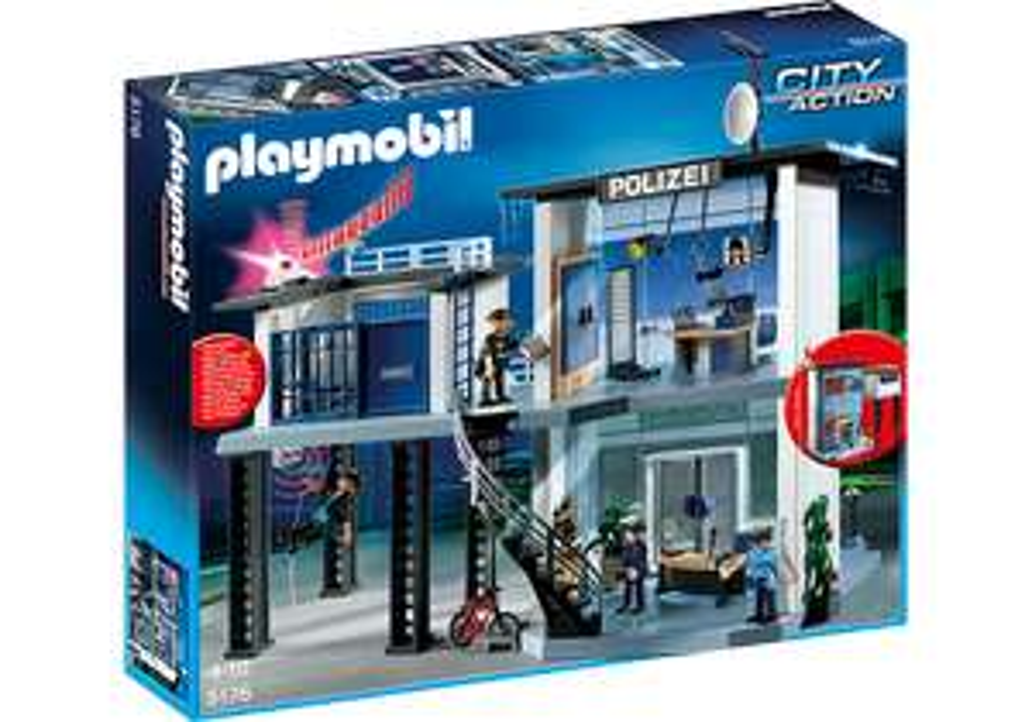 Playmobil Special Force Polizei-Kommandostation (5176)