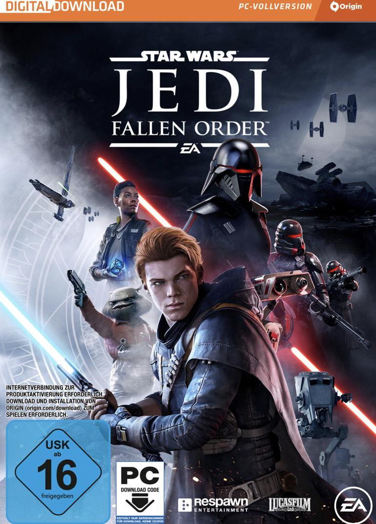 Star Wars Jedi: Fallen Order - Standard Edition [PC]