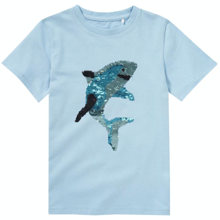 20% Rabatt auf Ausgewähltes bei [Ernstings Family] z.B. Pailetten-Shirts für Jungs, versandkostenfrei ab 30€