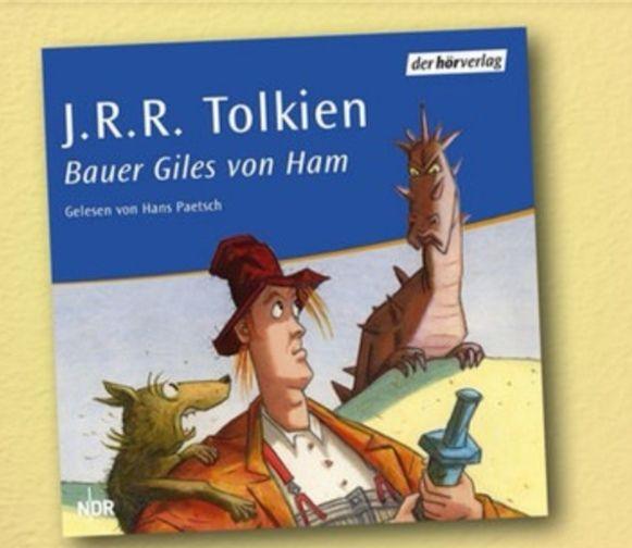 """JRR Tolkien Hans Paetsch liest """"Bauer Giles von Ham"""""""