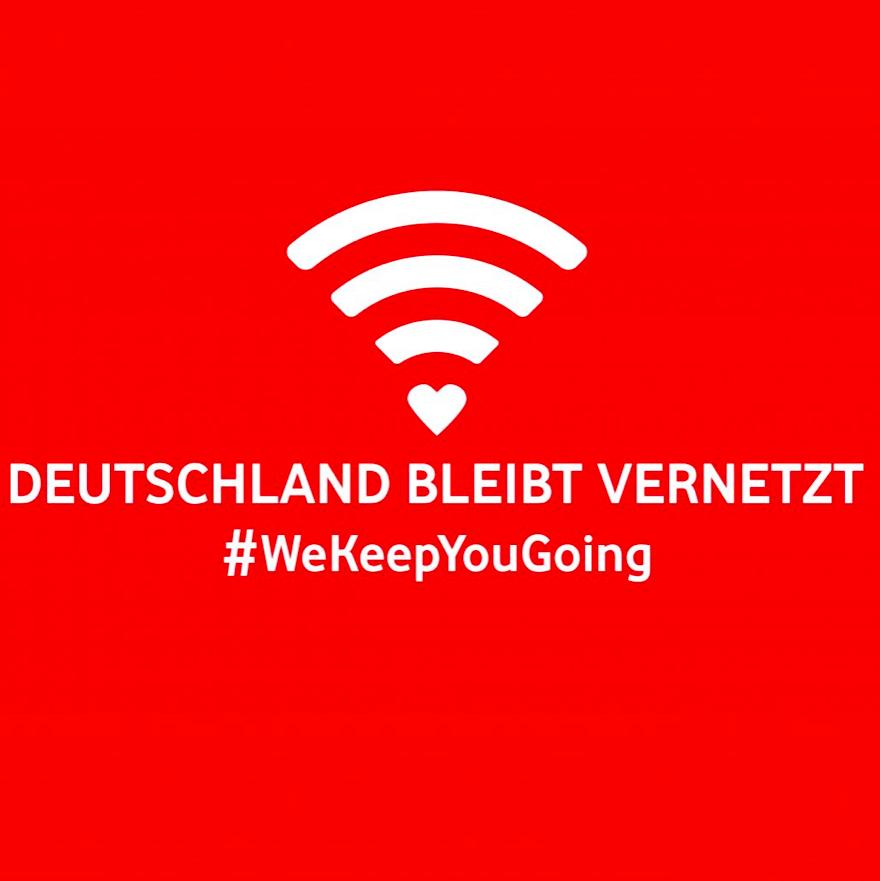 [Ab 24.03.] Kostenloser Social Pass für alle Vodafone Red- und Young-Tarife