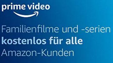 Amazon: Ab sofort etliche Kinderserien kostenfrei verfügbar
